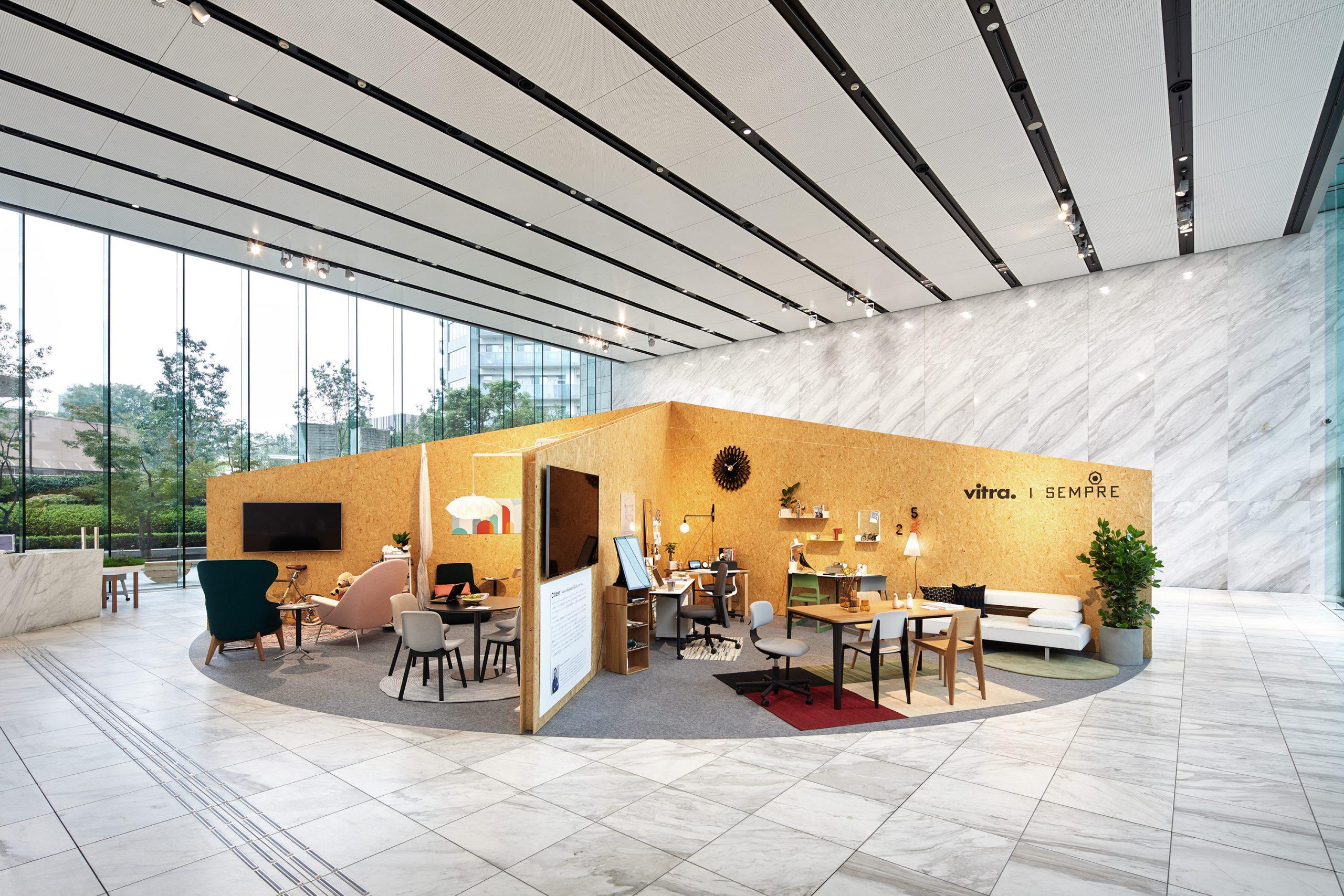 合同展示 / NEW HOME OFFICE