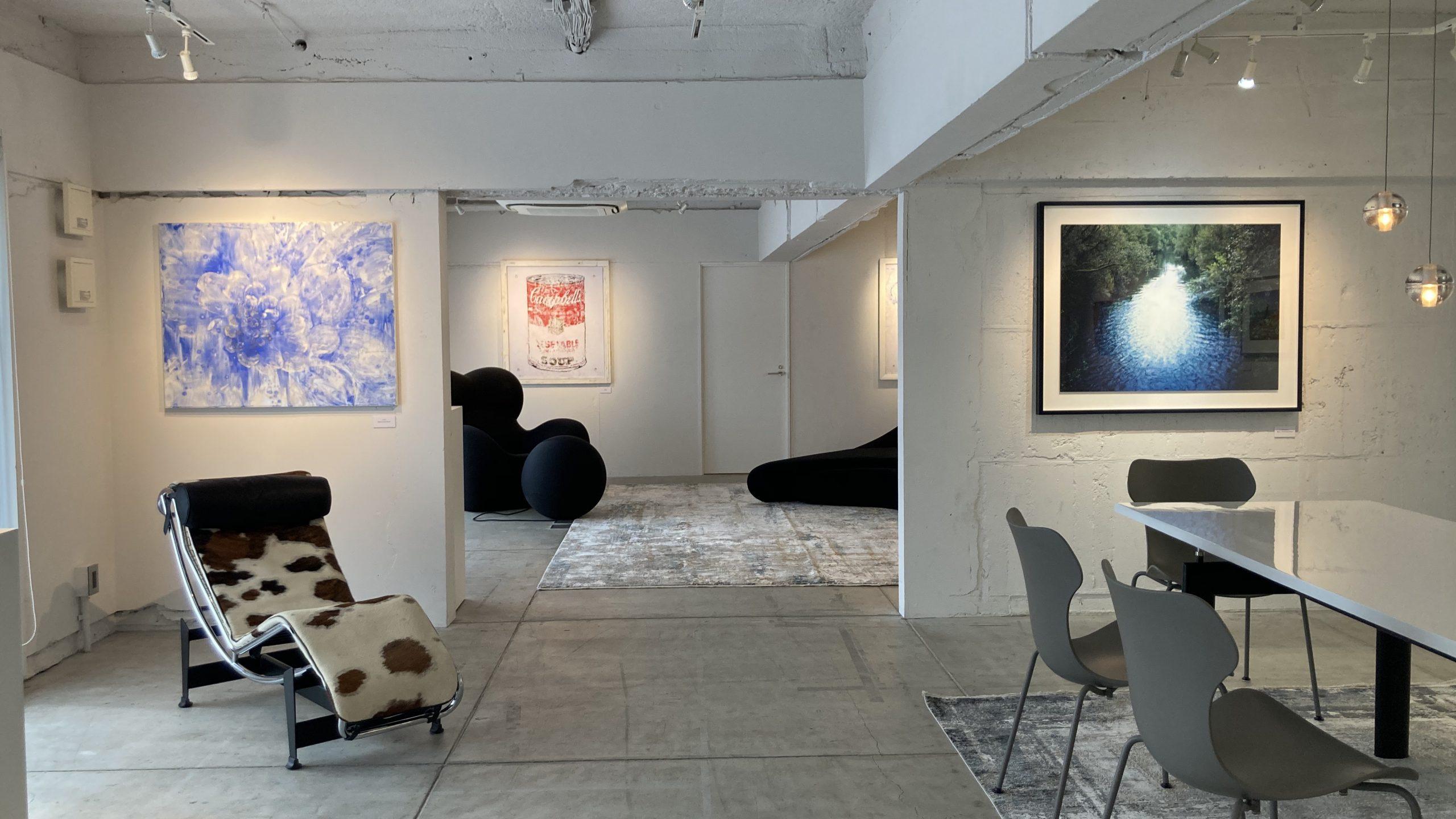 3F Art Summit 2020-SHIGERU AOI ART COLLECTION展